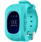 Детские часы GPS-трекер Smart Baby watch Hello с GPS и функцией SOS
